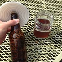 Friblet beverage covers have a cavity that perfectly fits over bottle tops!